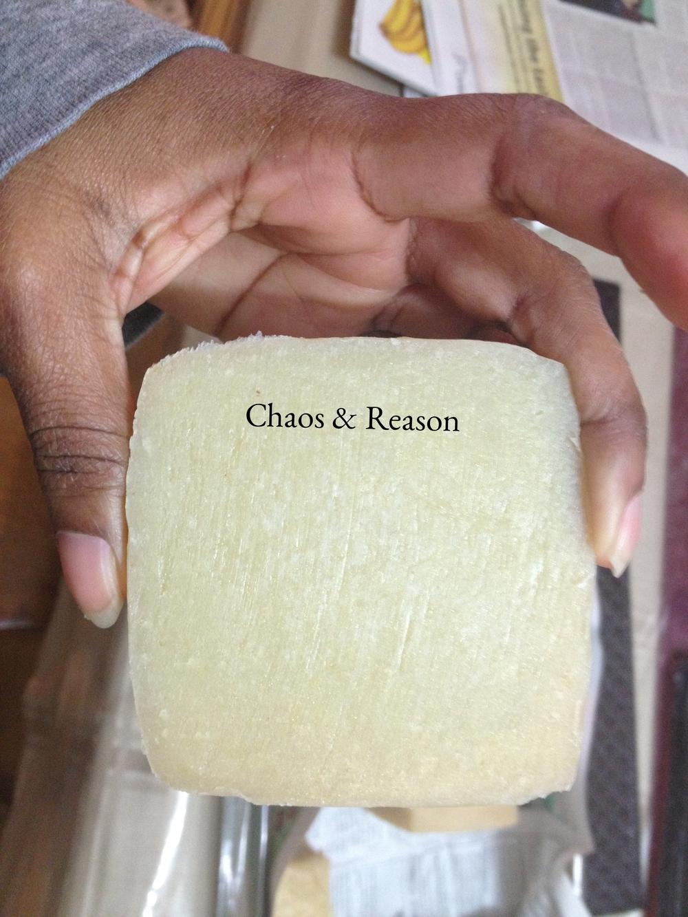 Handmade Soap with nut milk