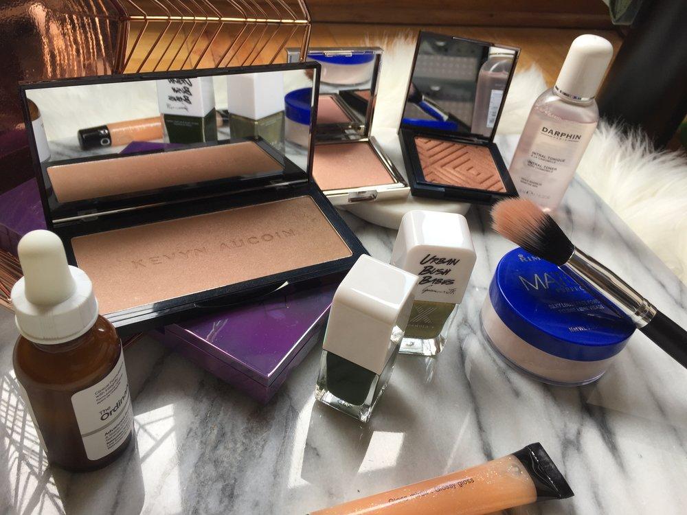 the art of buying makeup