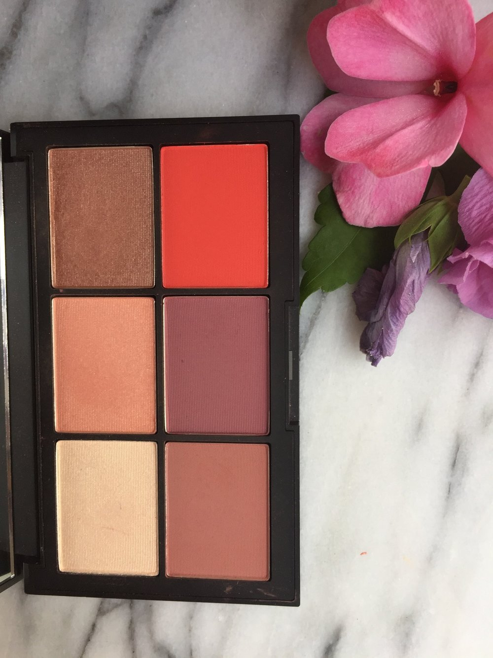 Nars | Unfiltered 1 Cheek Palette