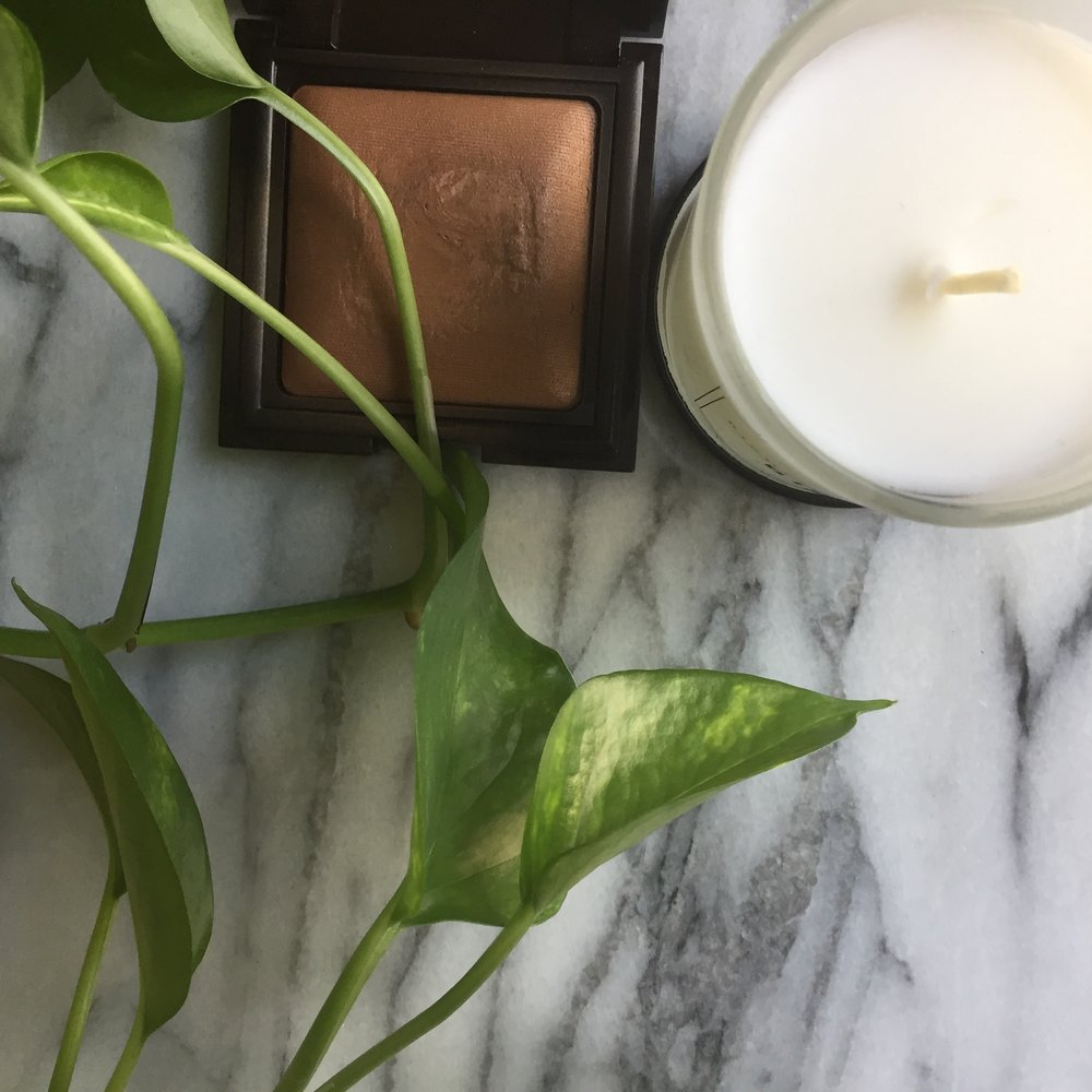 Laura Mercier Candle Glow Powder #5