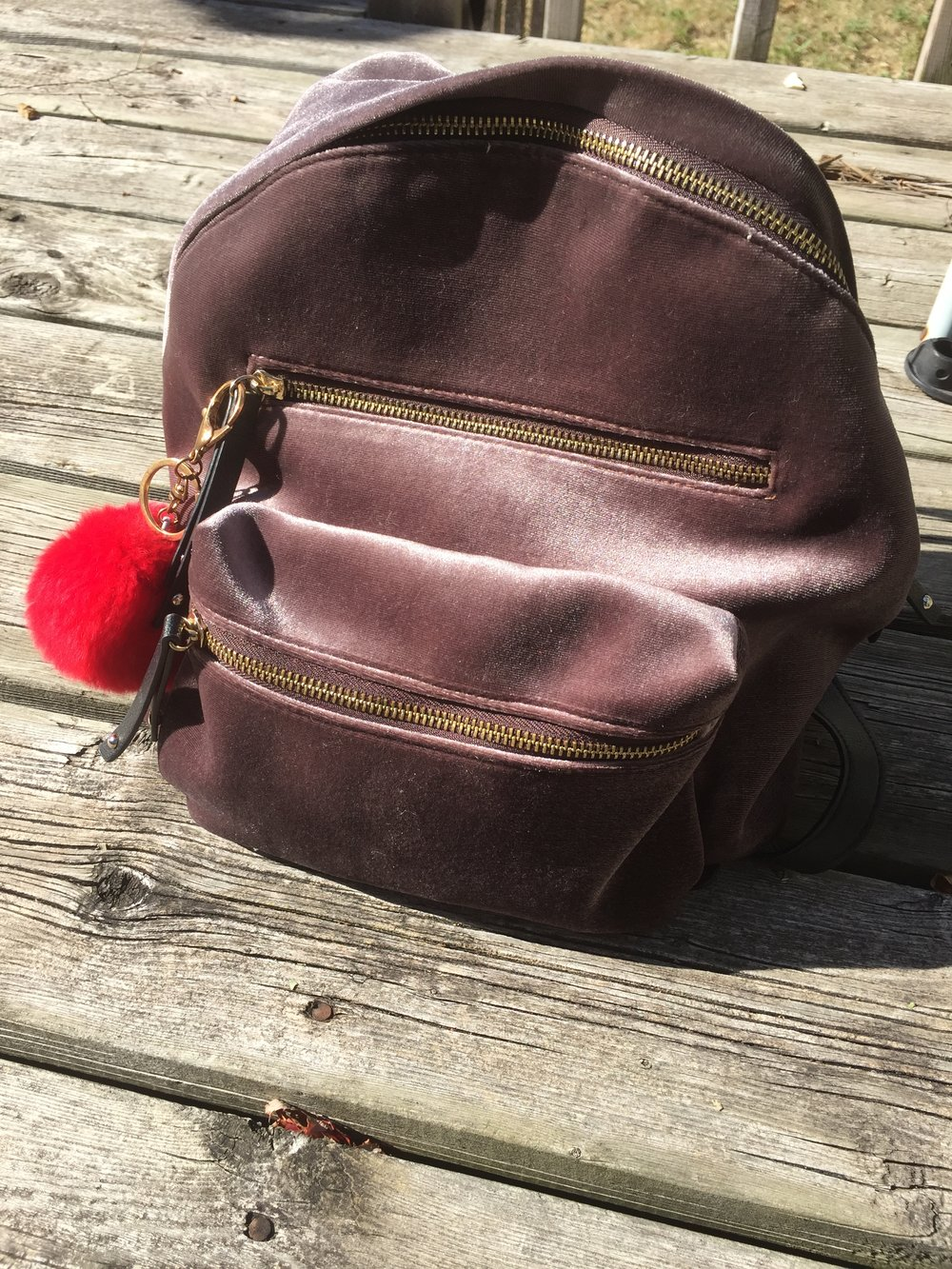 Taupe Bag Pack
