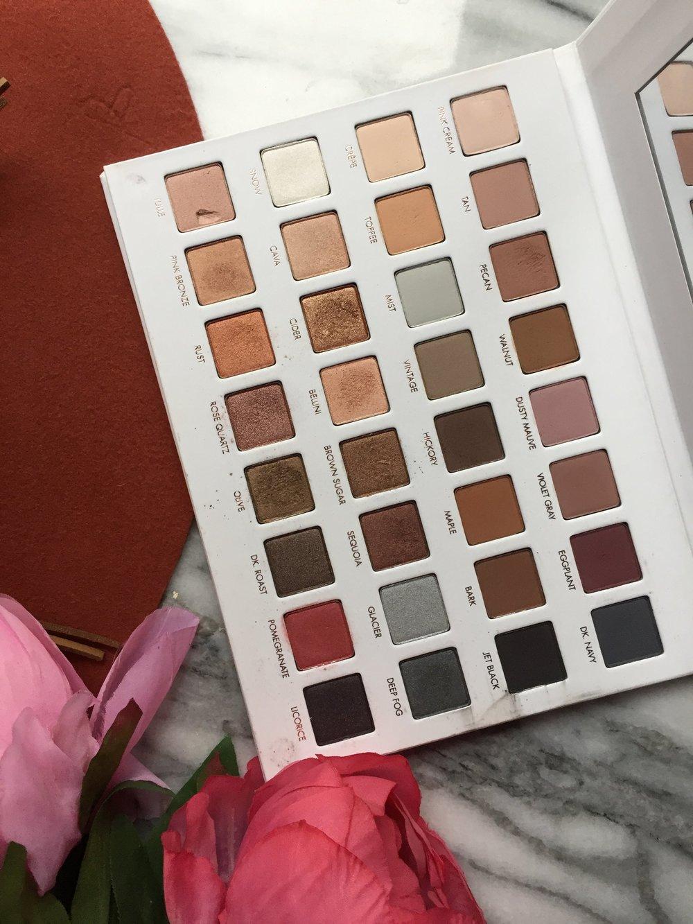 Lorac MegaPro 3 Eyeshadow Palette