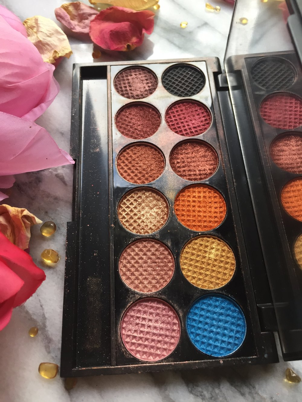 Sleek Sunset Eyeshadow Palette