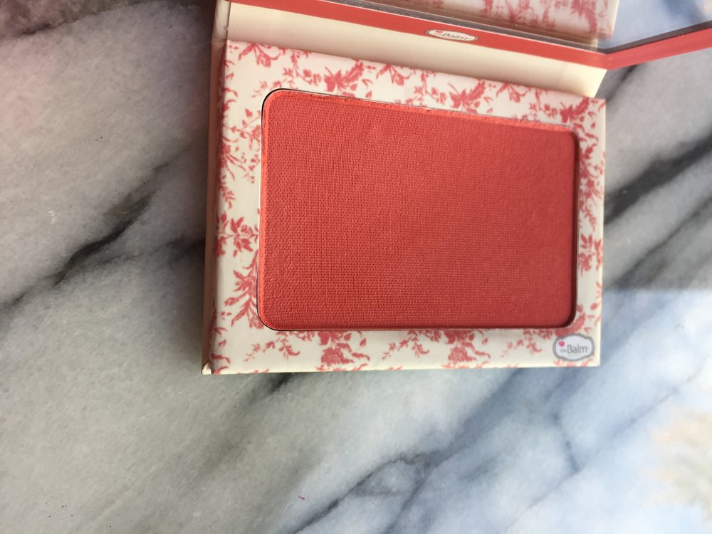 The Balm Instain Toile Blush