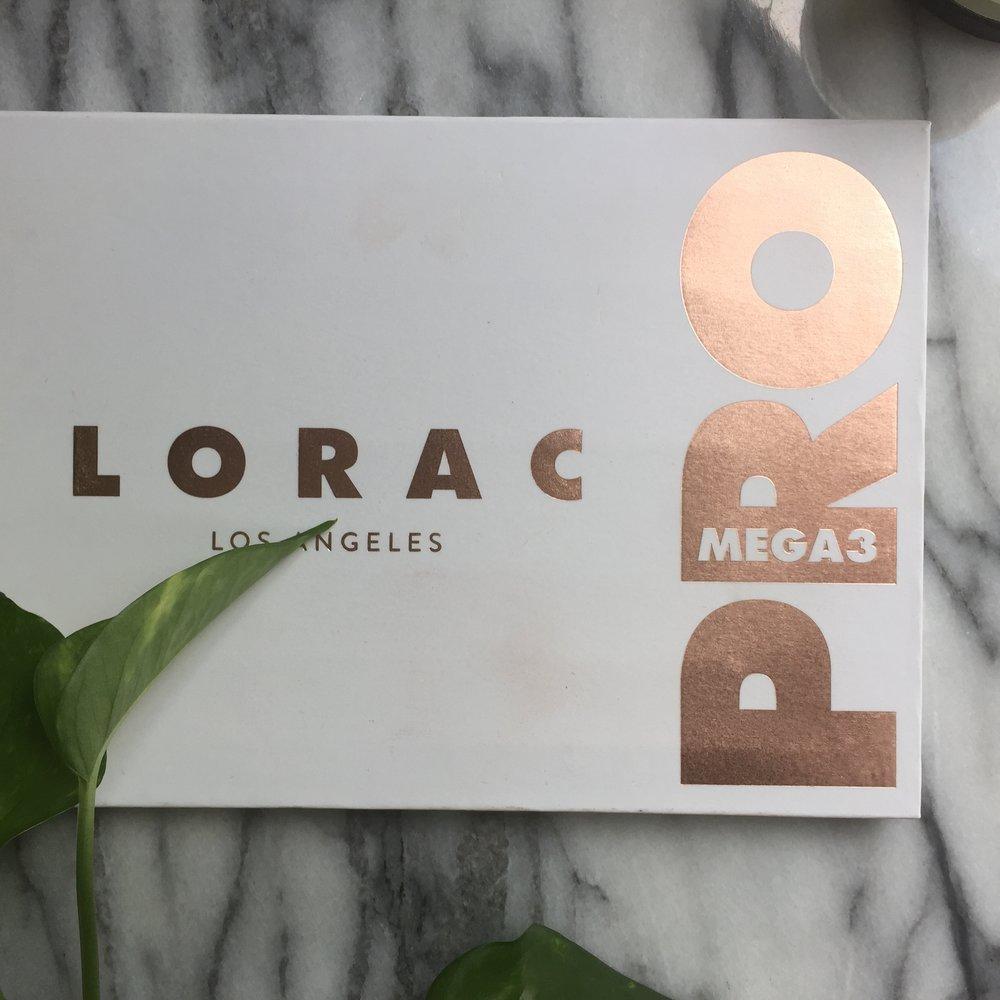 Lorac MegaPro 3 Eyeshadow