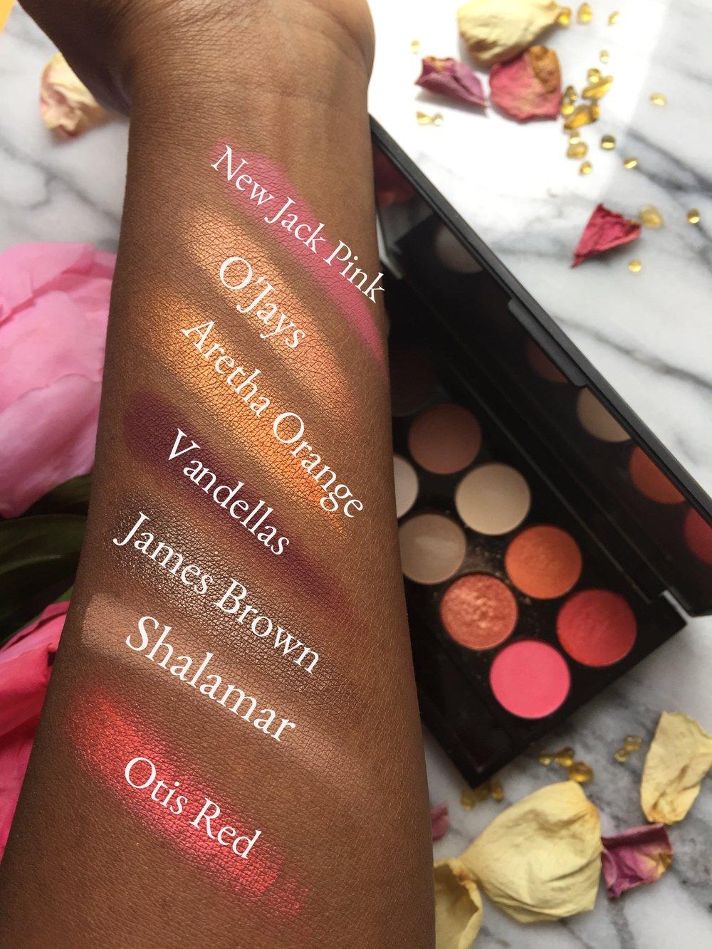 Sleek Respect Eyeshadow Palette