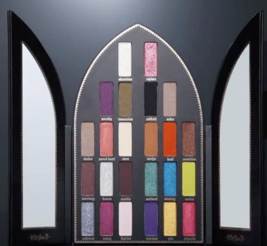 Kat Von D Saint and Sinner