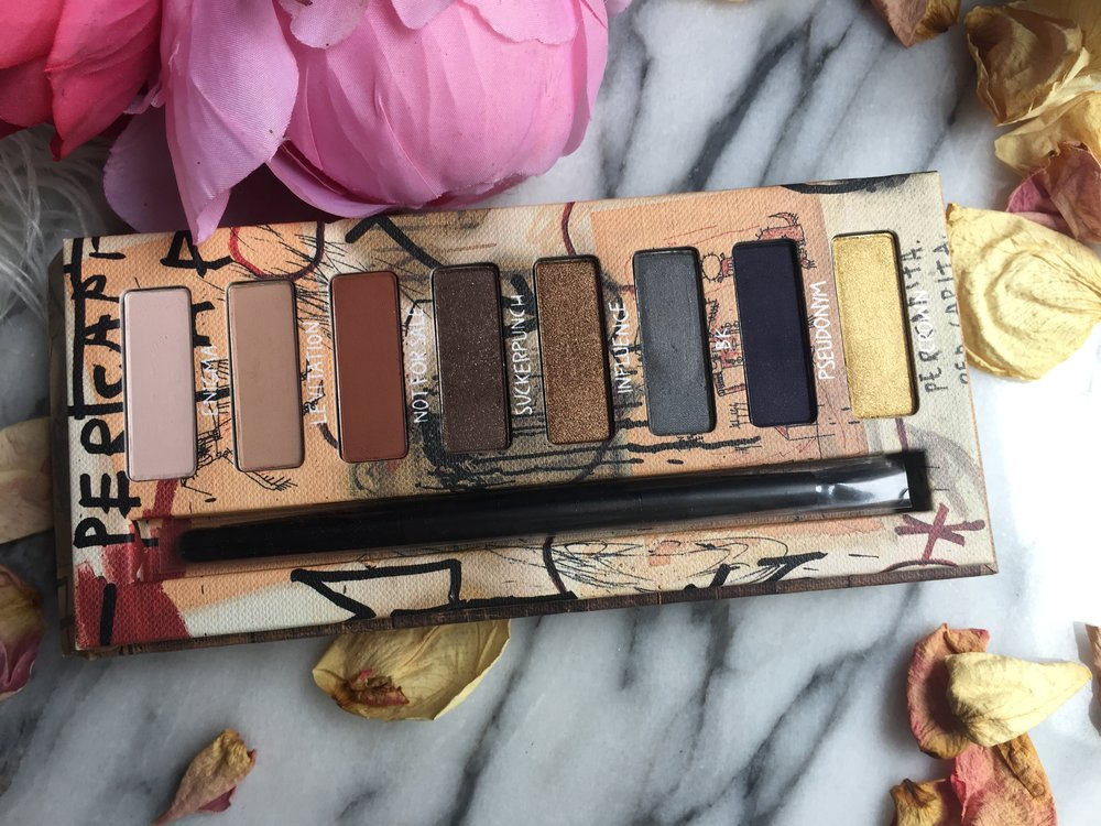 Urban Decay Gold Griot Palette