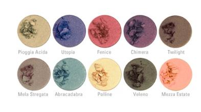 Neve Cosmetics DuoChrome Eyeshadow Palette