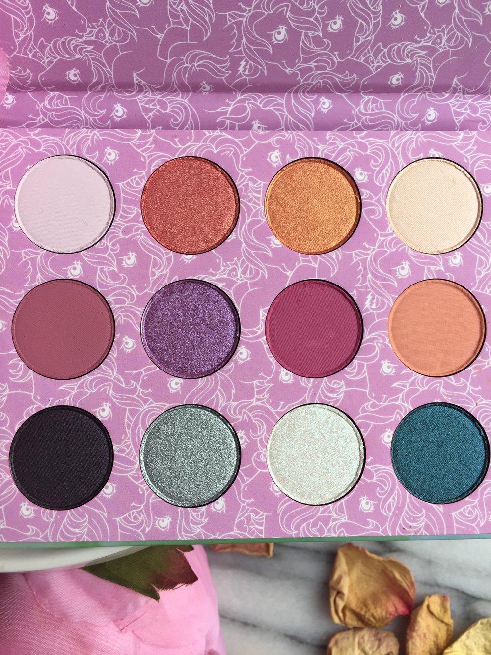 Colour Pop | My Little Pony Palette