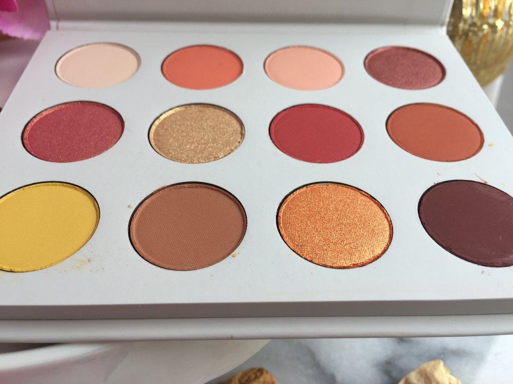 Colour Pop | Yes Please Palette