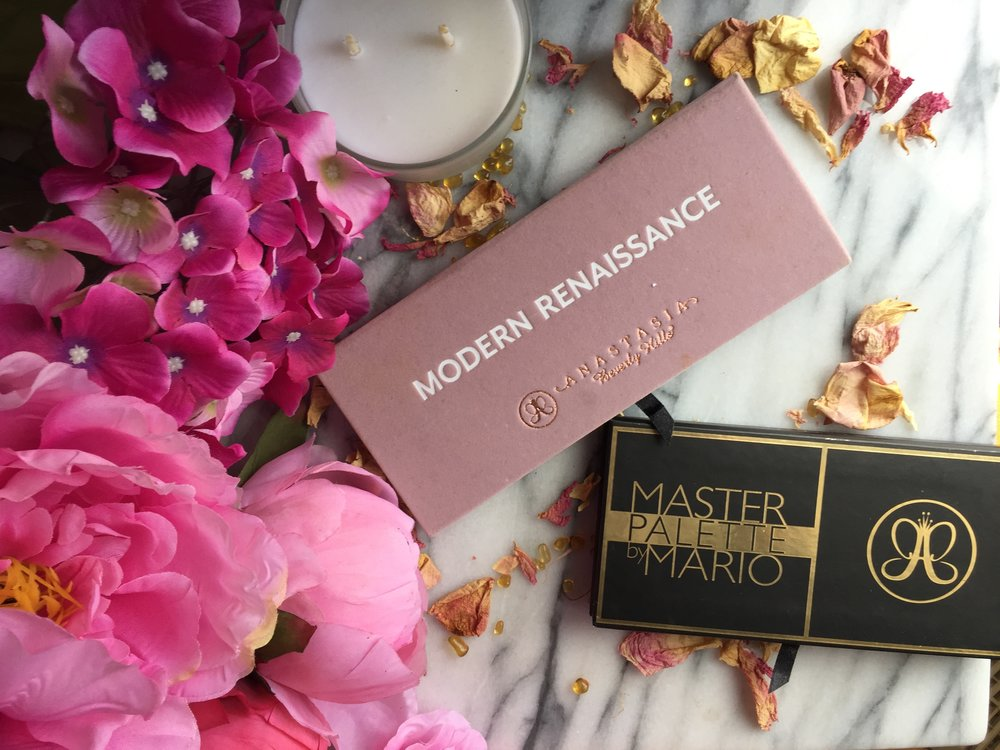 ABH Modern Renaissance and Mario Palette