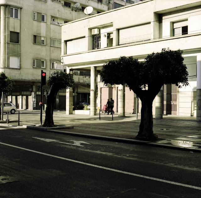Casablanca Fuji GF670 | Kodak Portra 160