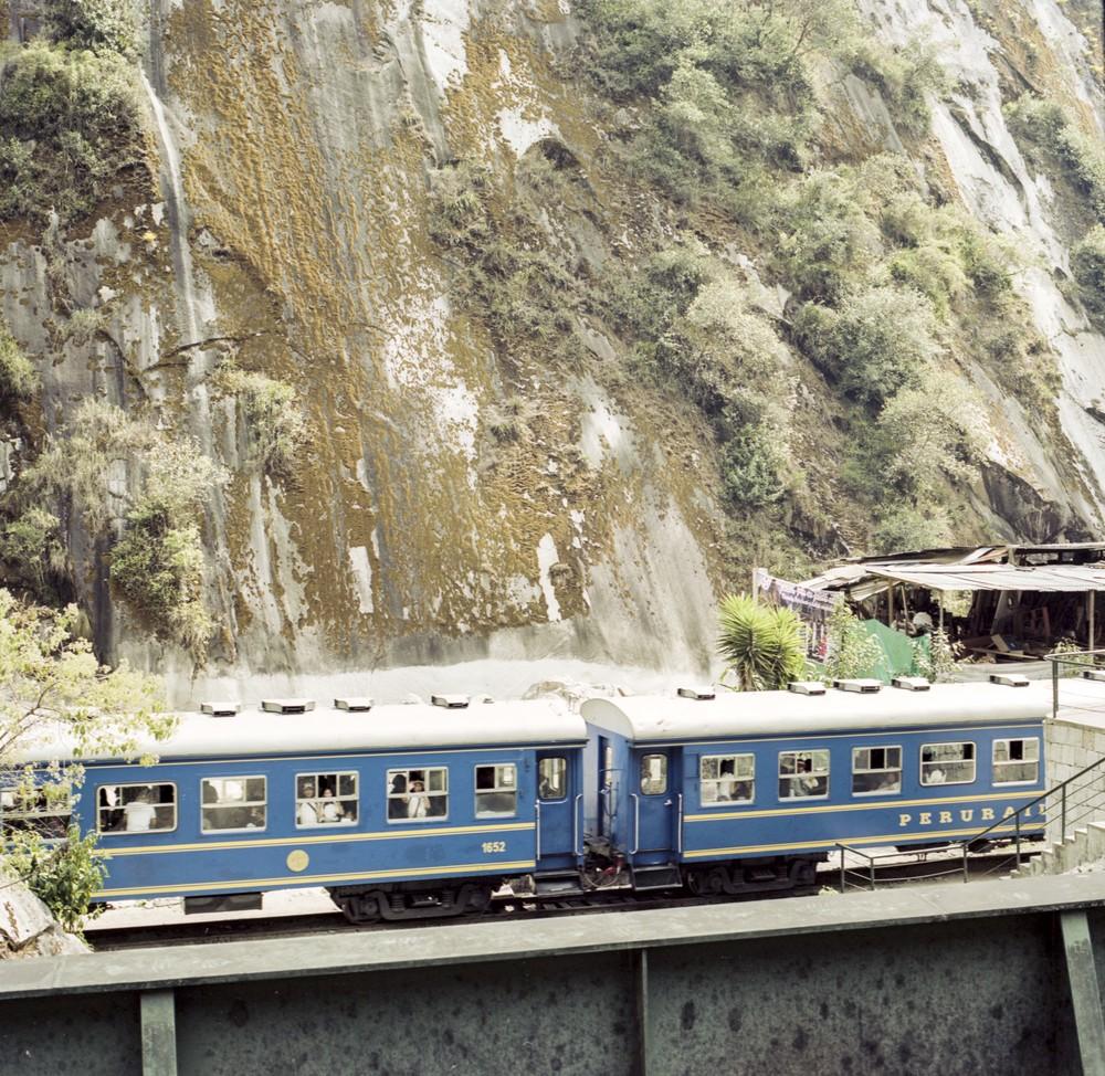 Gf670--Fuji Provia--Aguas Caliente, Peru