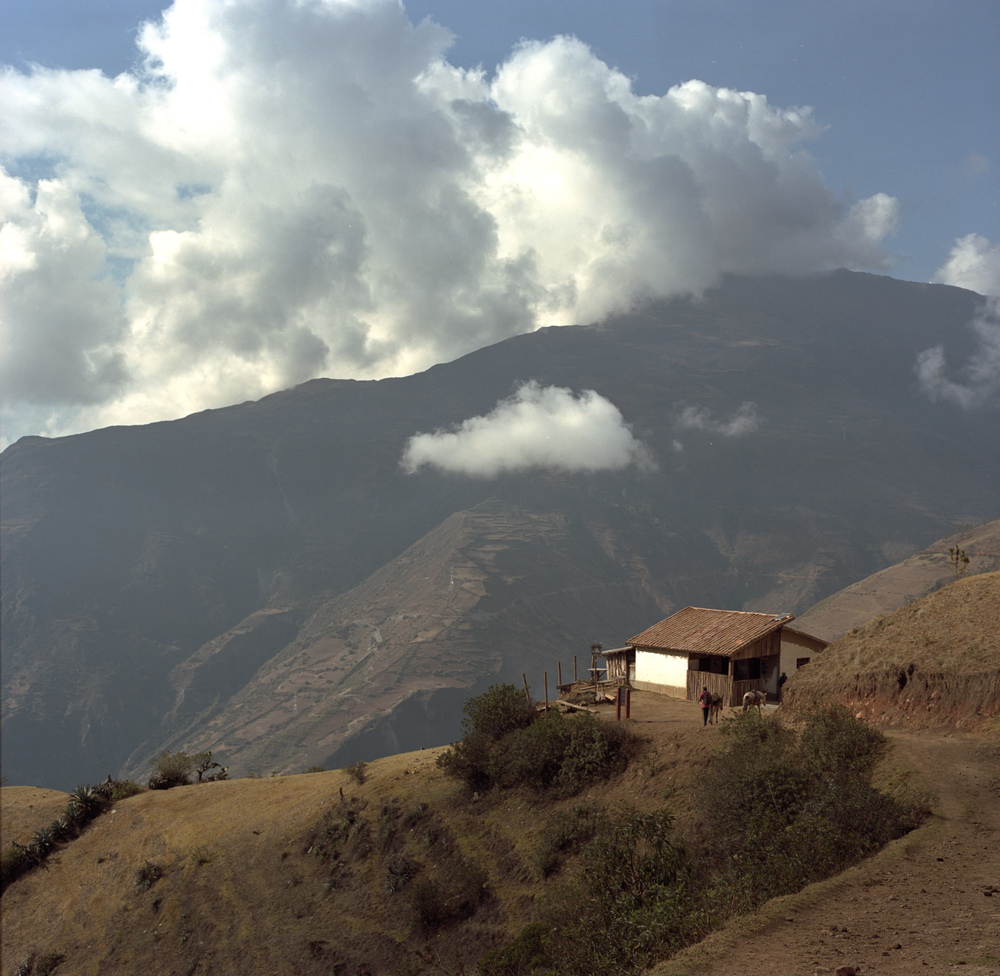 Choquequirao hut