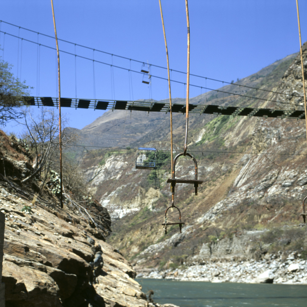 Apurimac Bridge and Zipline