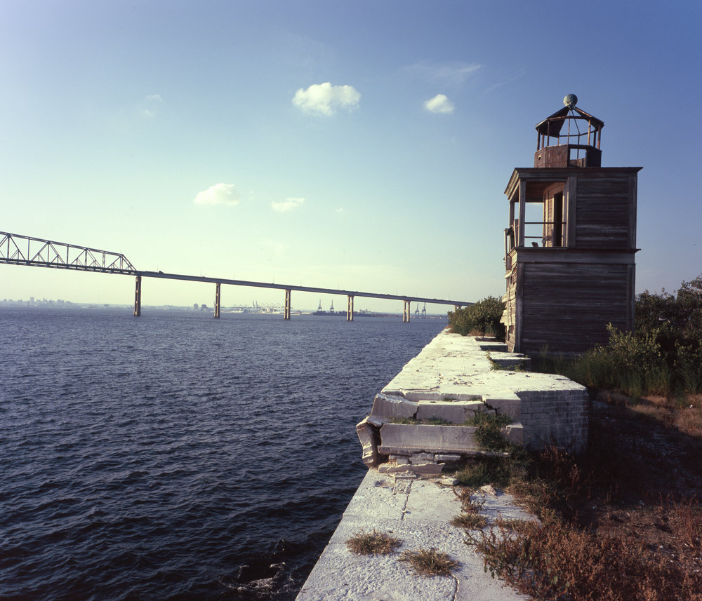 The Lighthouse and Key Bridge