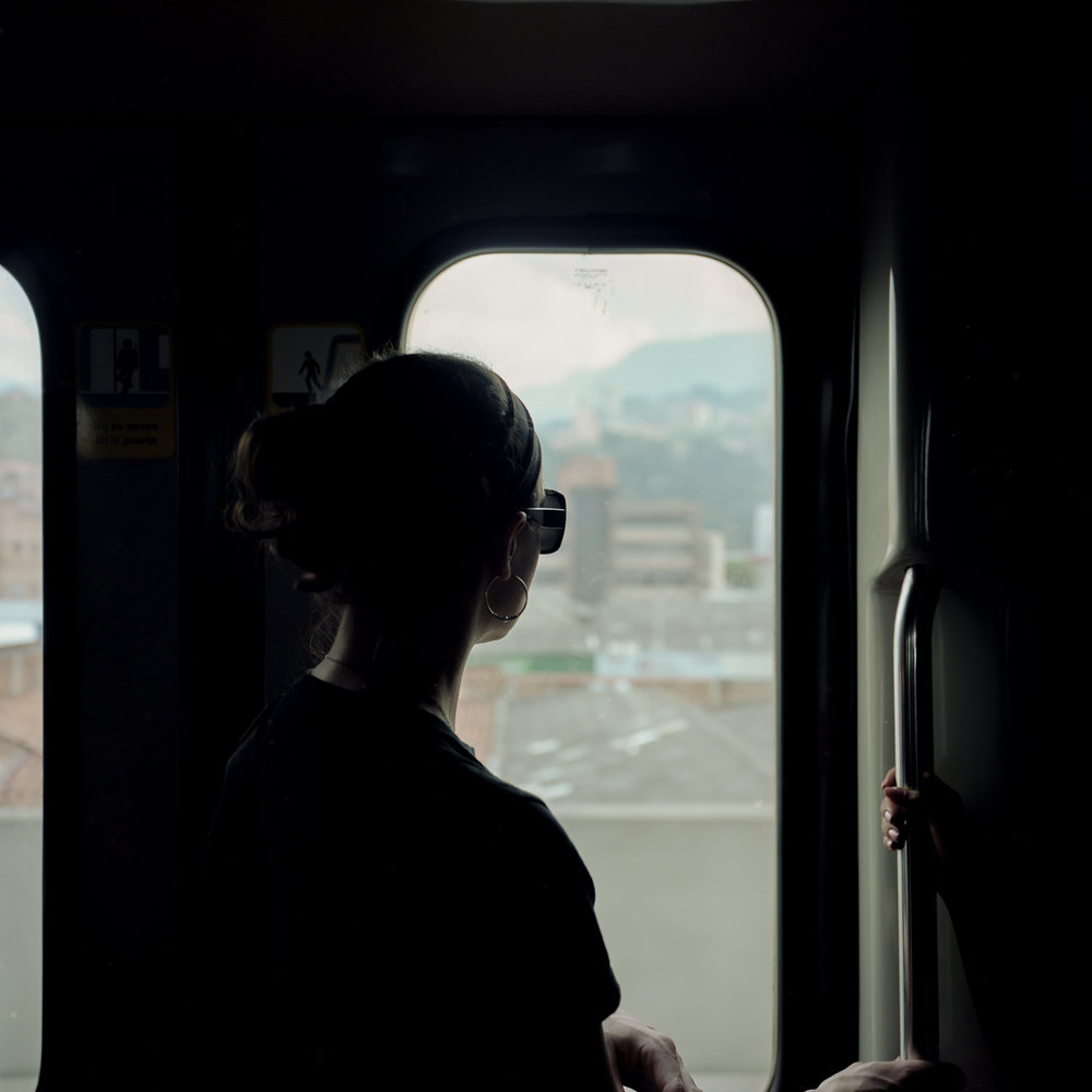 Fuji GF670w + Kodak Portra 400  | Medellin, Colombia
