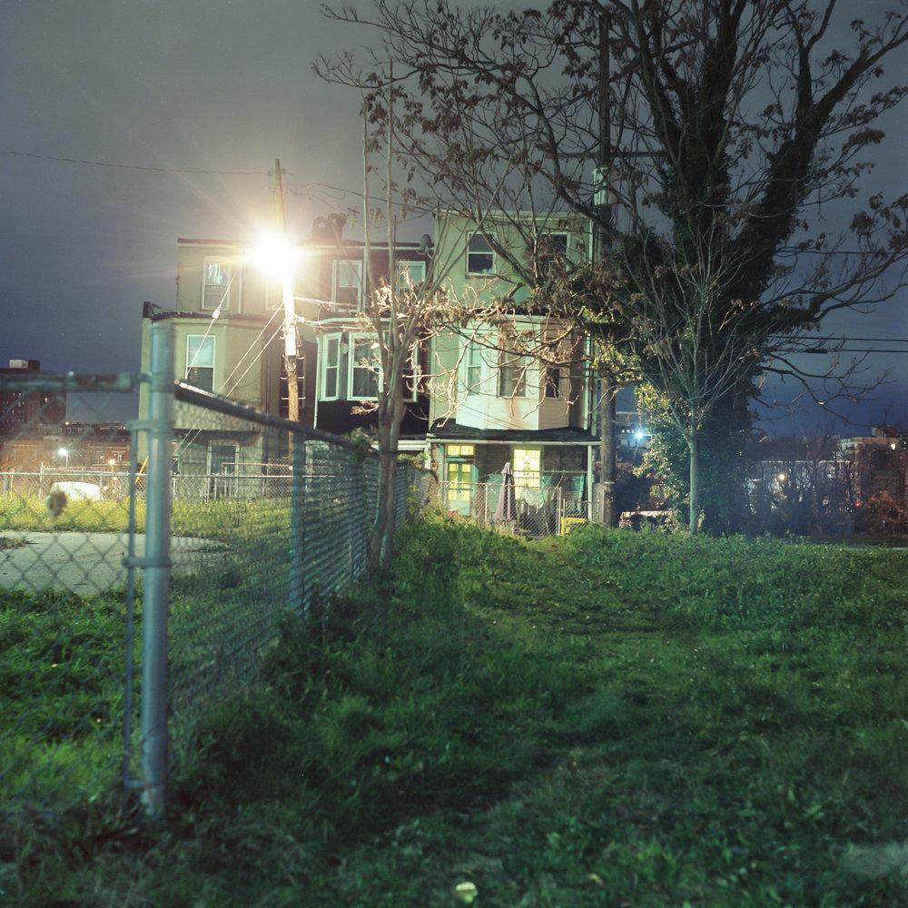 Yashica-Em + Kodak Ektar | East Baltimore
