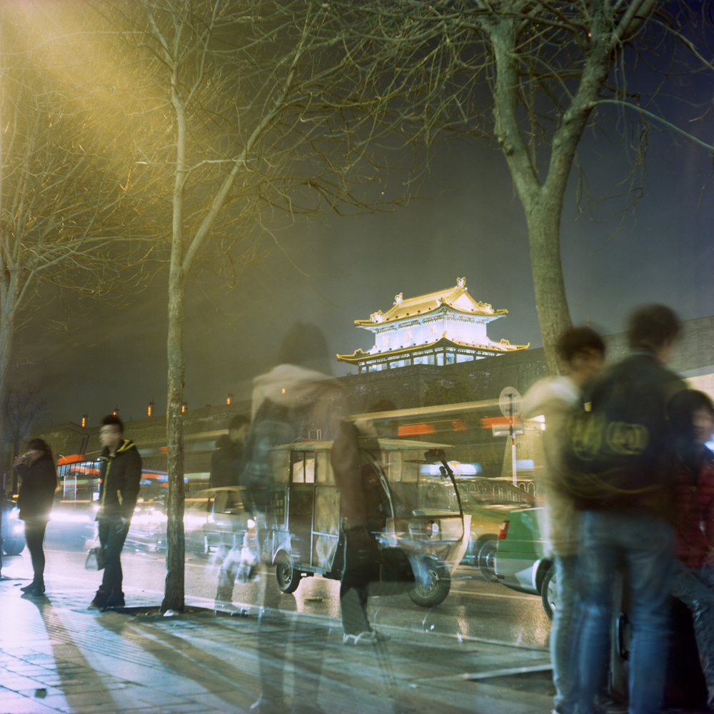 Yashica Em + Kodak Ektar  | Xi'an, China