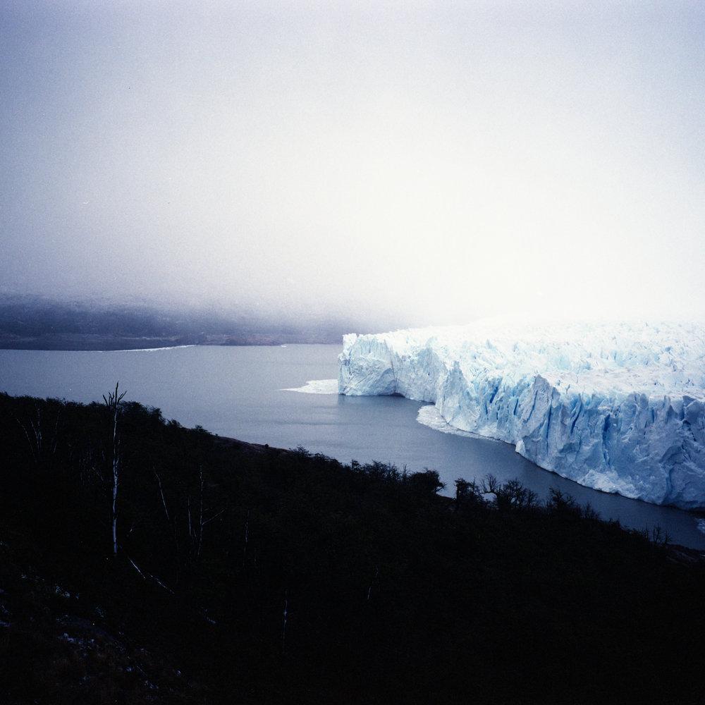 Perito Moreno Fuji GF670w - Kodak Vericolor