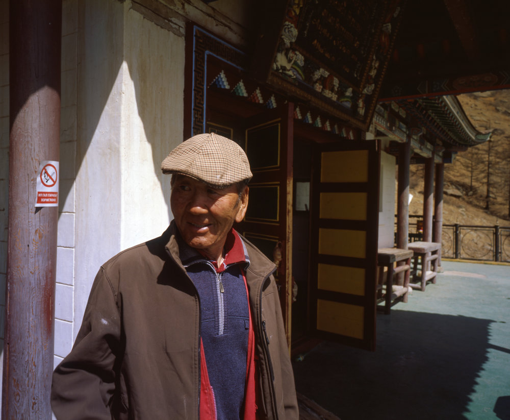 Monastery Guide Fuji Gf670w | Kodak E100gx