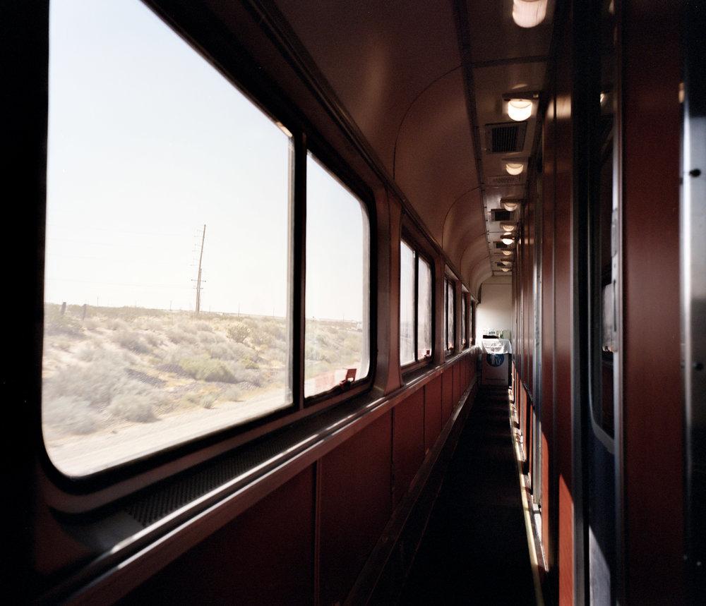 Desert Views Fuji GF670w | Kodak Portra 400
