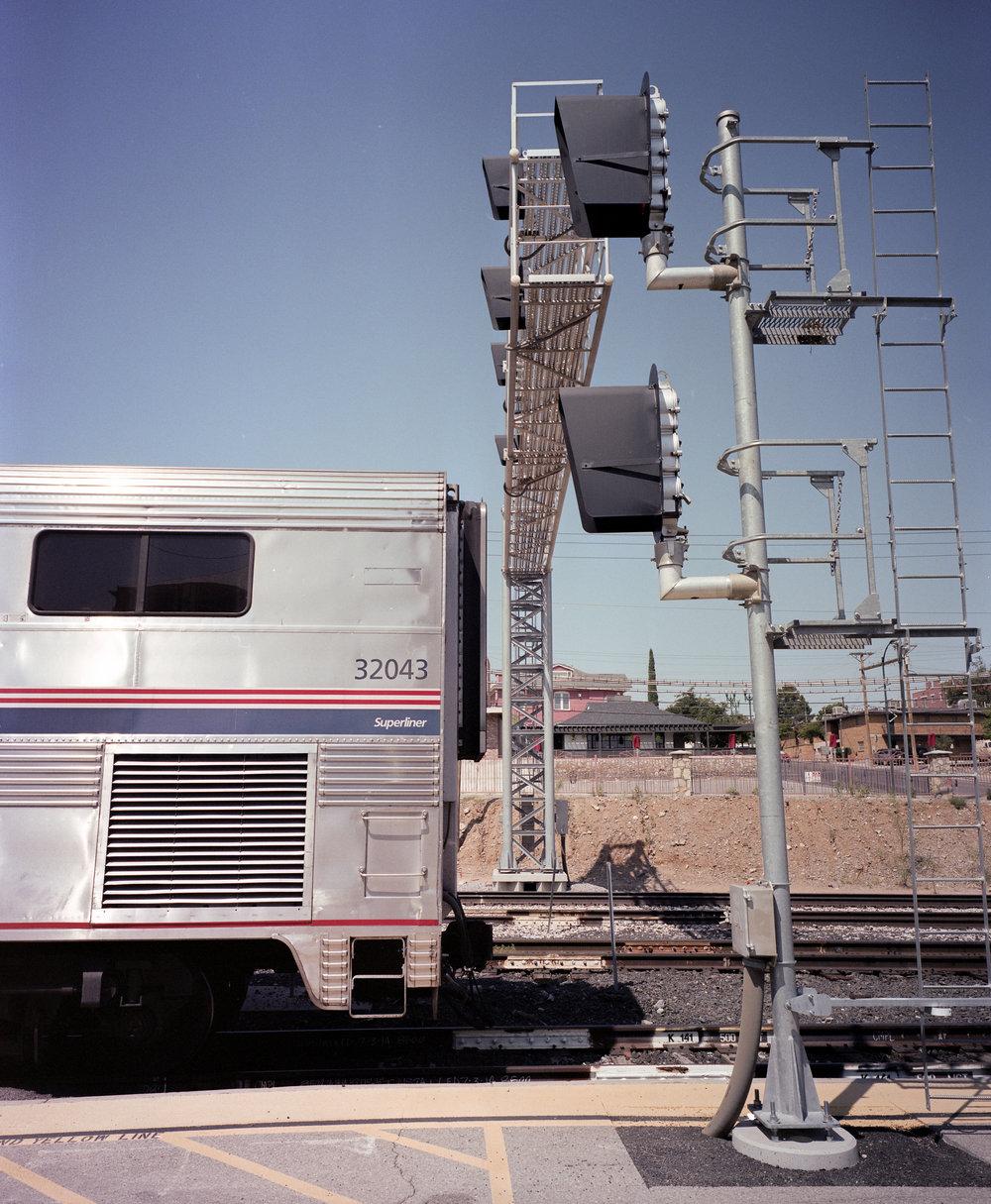 El Paso Fuji GF670w | Kodak Portra 400