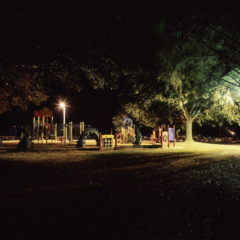 Playground  Hasselblad 501cm | 80mm F2.8 T* | Fuji Provia 100f