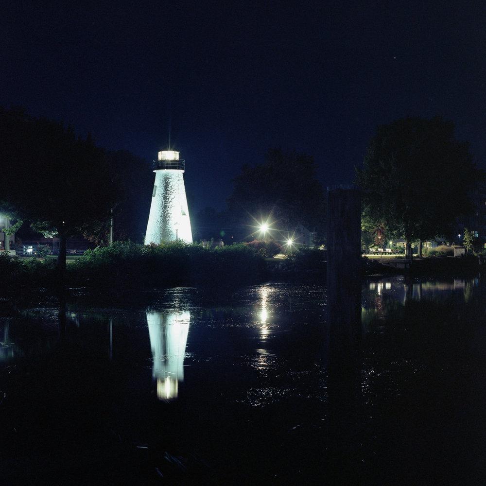 Lighthouse Hasselblad 501cm | 80mm F2.8 CFE T* | Kodak Ektar 100