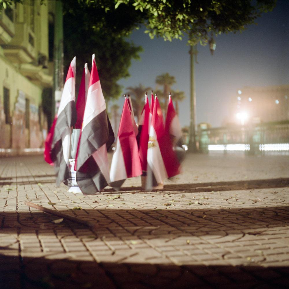 Egyptian Pride Yashica EM | Kodak Portra 160