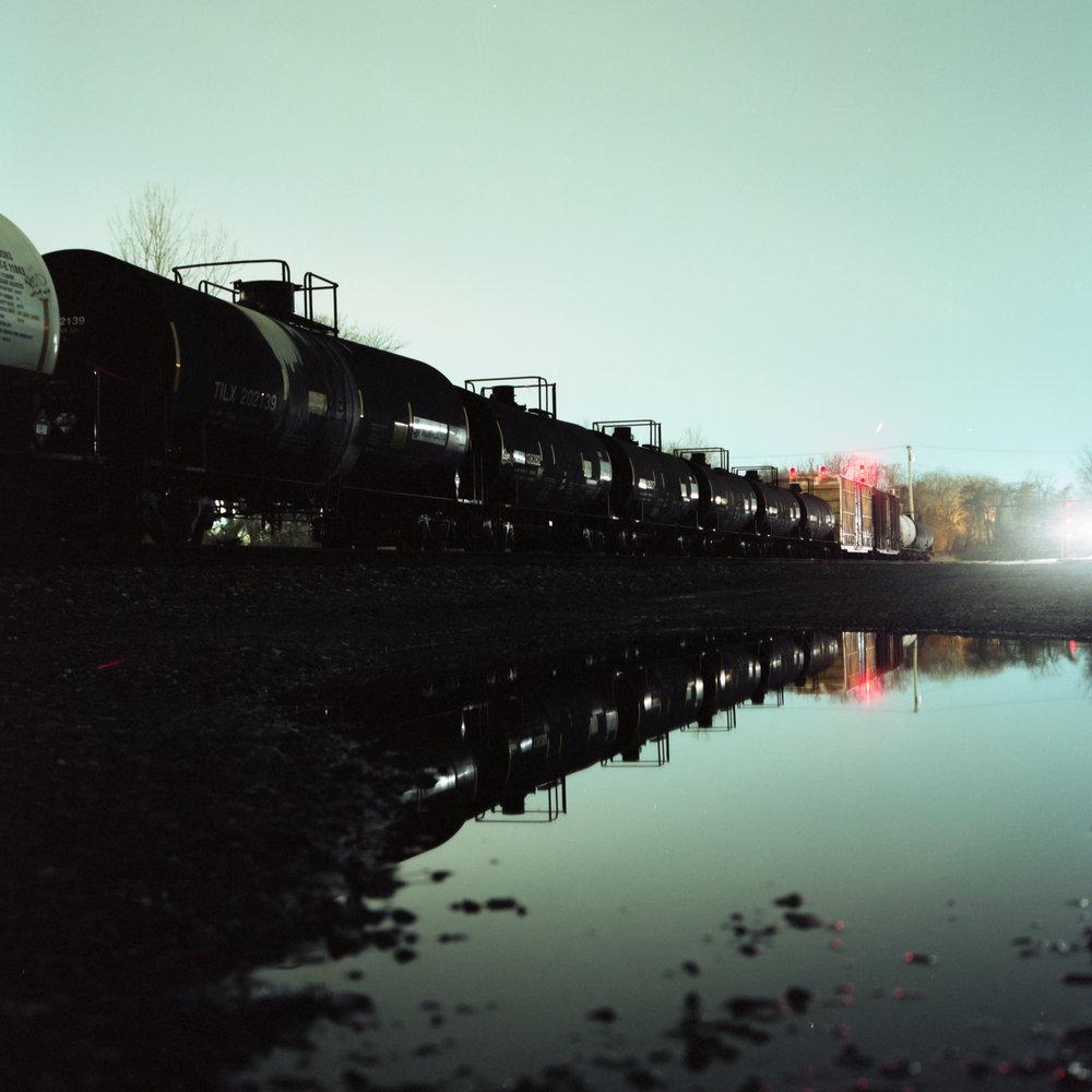 Rolleiflex 2.8D | Kodak Portra 160 | Baltimore, Md
