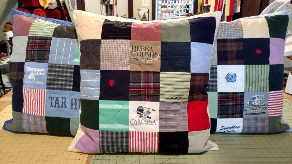 Memory Pillows -