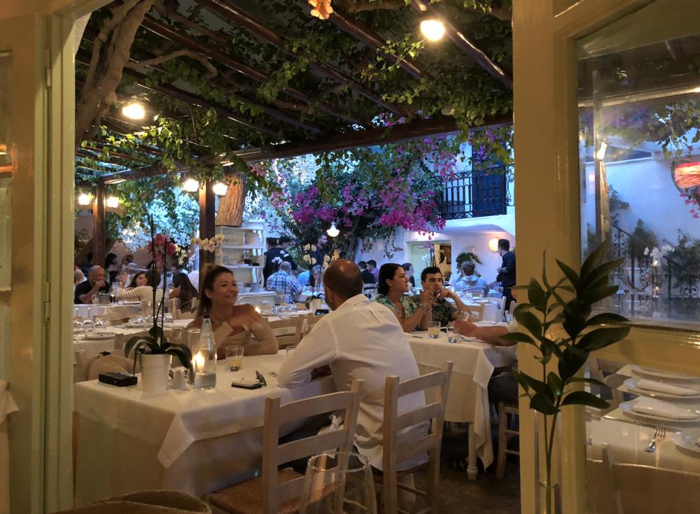 Avra's Garden Restaurant