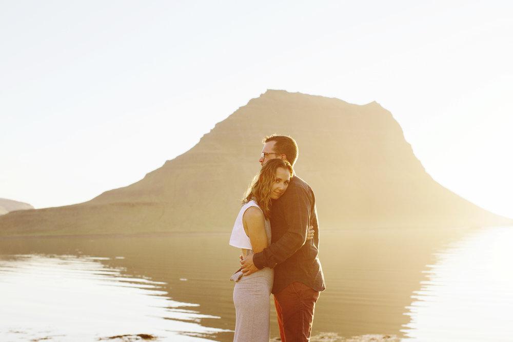 Rachel + Austin /// Iceland