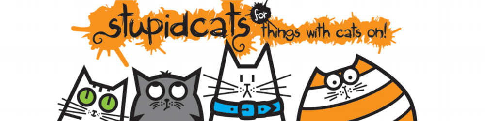 stupidcats - for things with cats on