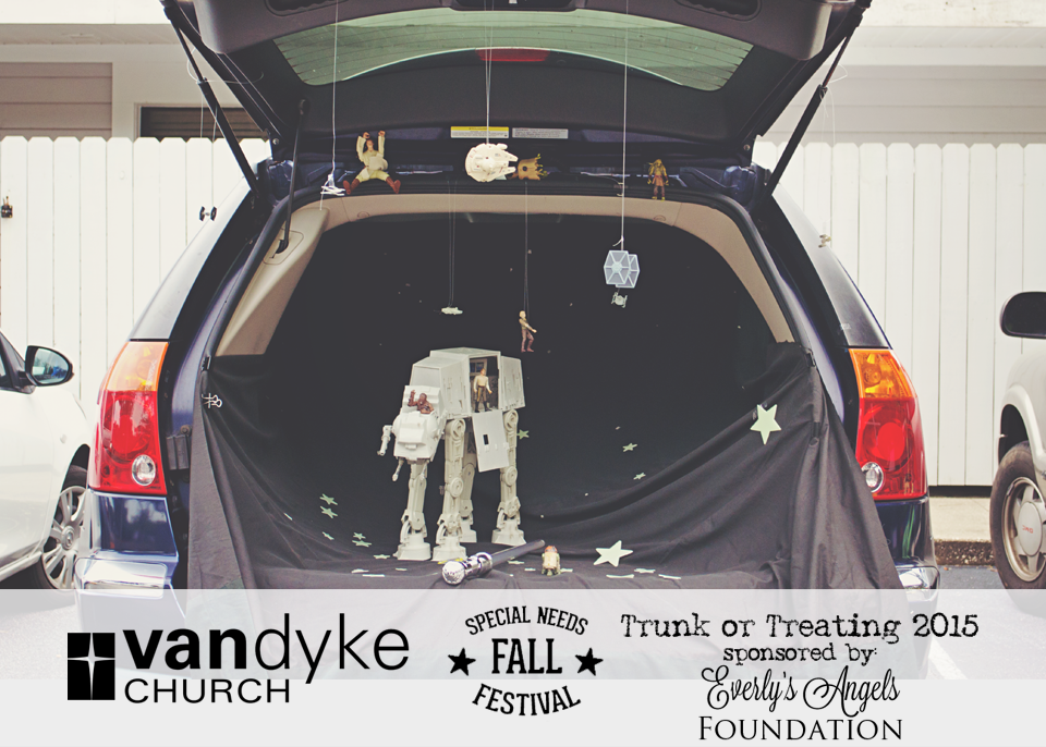 Trunk Or Treat 2015 Everly S Angels Foundation