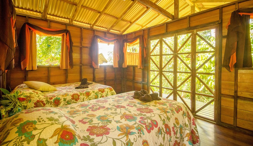 PACKAGE 3 - TRIPLE OCCUPANCY W/ SHARED BATH  FROM  $2000  / Per Person