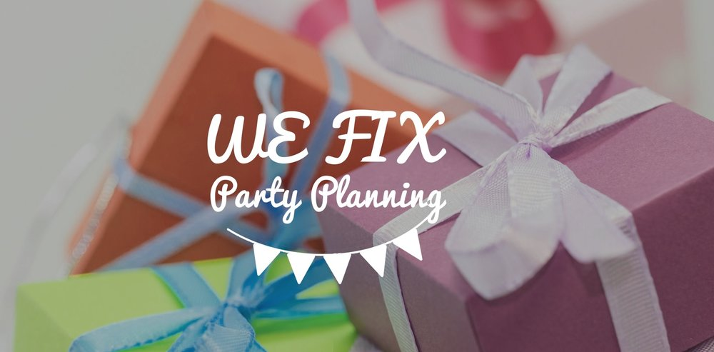 Babyshower: WE FIX Party Planning