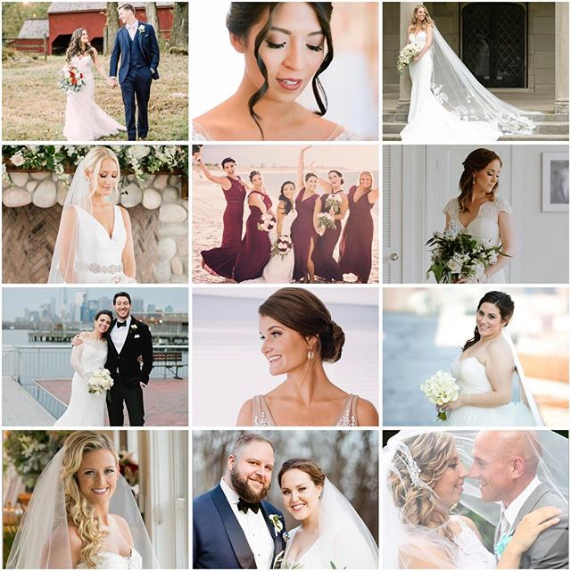 2018 was an AMAZING year filled with lots of weddings, love and the best clients a Makeup Artist could ask for! Looking forward to all of my beautiful brides in 2019 and another year of making women look and feel their best! xo . . . . . #contouredbychrissy #makeup #mua #motd #cosmetics #contour #beauty #bride #bridal #bridalmakeup #naturalnakeup #wedding #weddingmakeup #wakeupandmakeup #freelance #artist #makeupartist #bridesmaid #bridesmaidmakeup #love #nyc #newyears