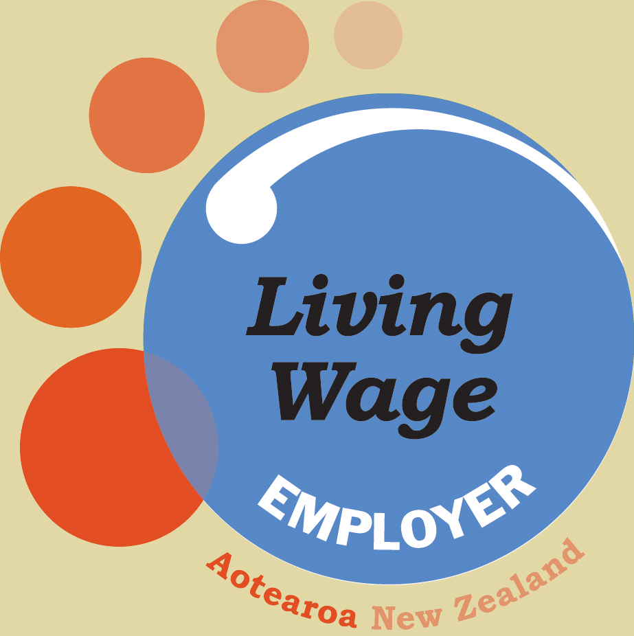The Common Unity Project Aotearoa is proud to be Lower Hutt's first accredited living wageemployer.