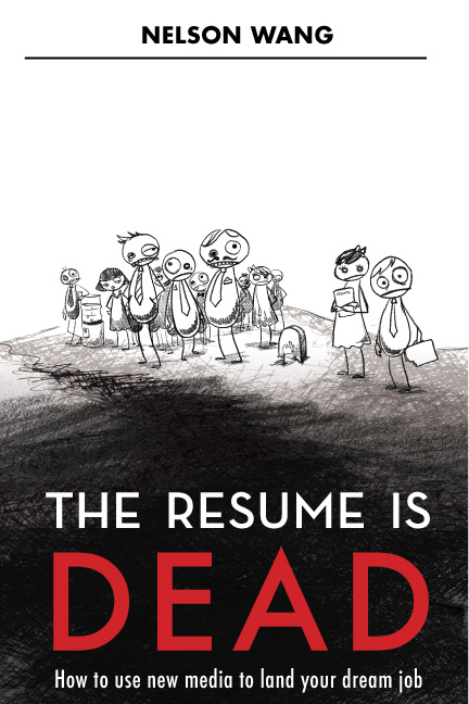 "To learn the secrets on how to land interviews, check out my book ""The Resume is Dead"", the #1 Amazon Bestseller with over 40,000 Kindle downloads and 73 four star reviews -"