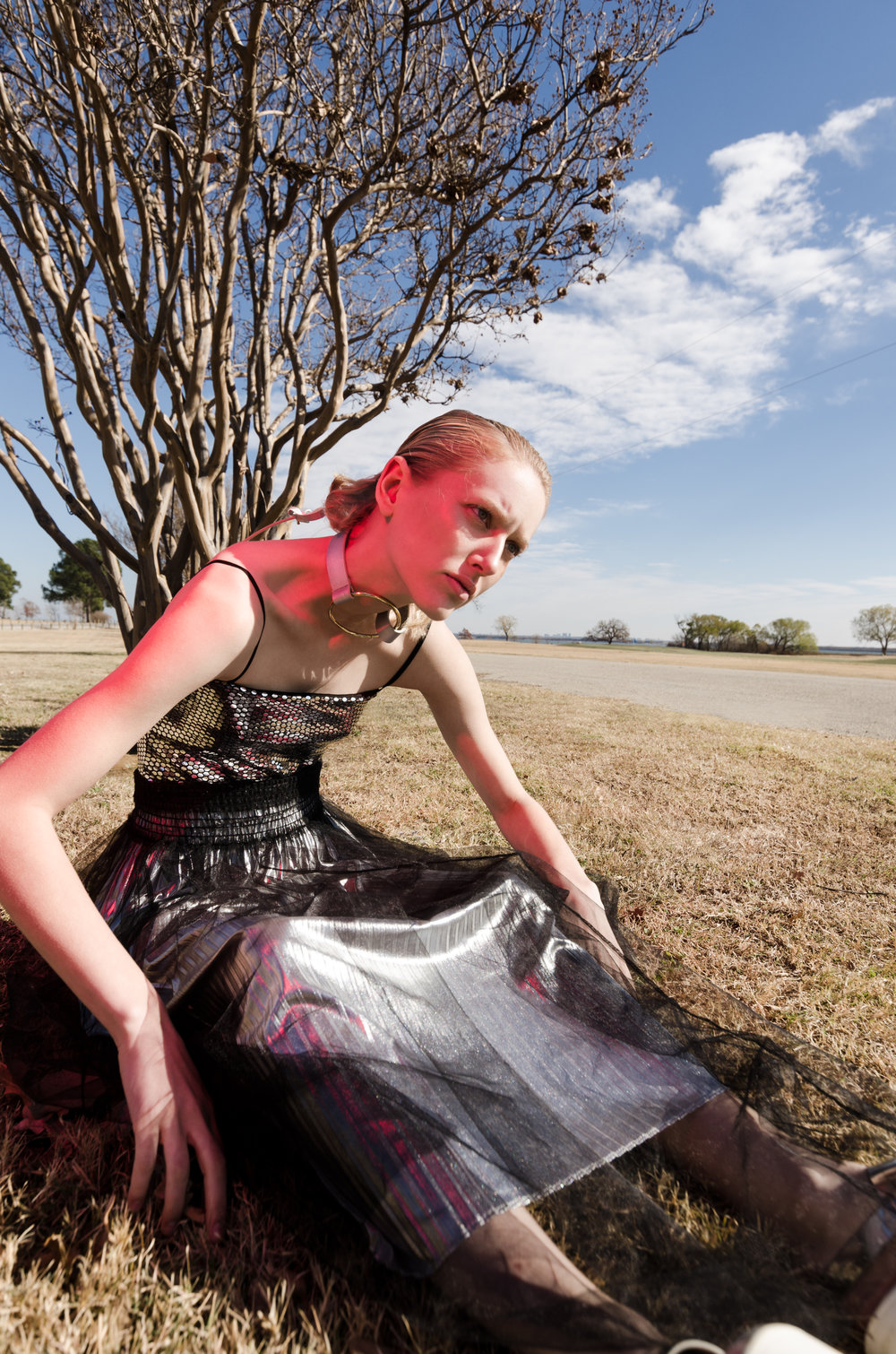 THEY HAVE LANDED - HUF MAGAZINE