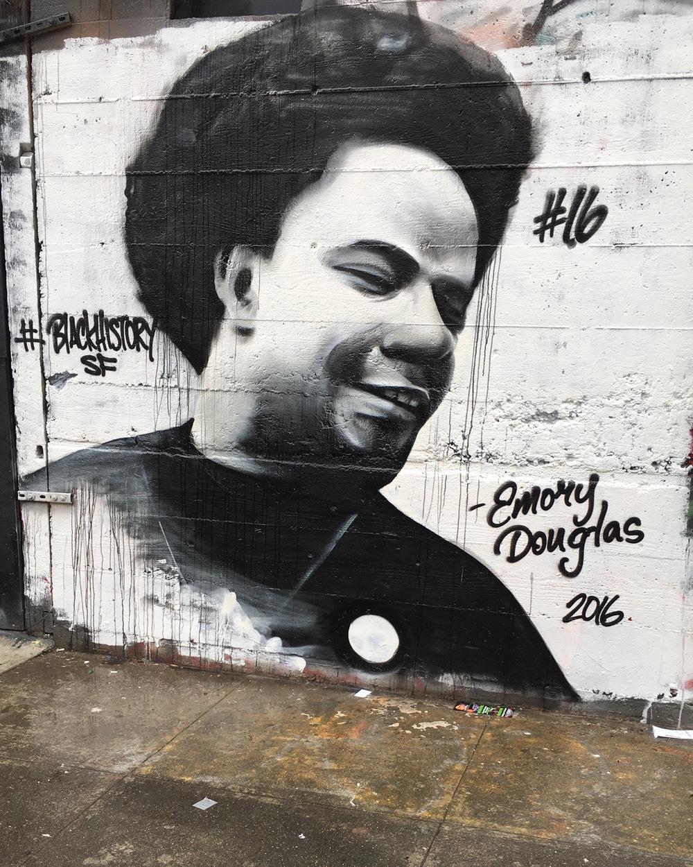 No. 16: Emory Douglas