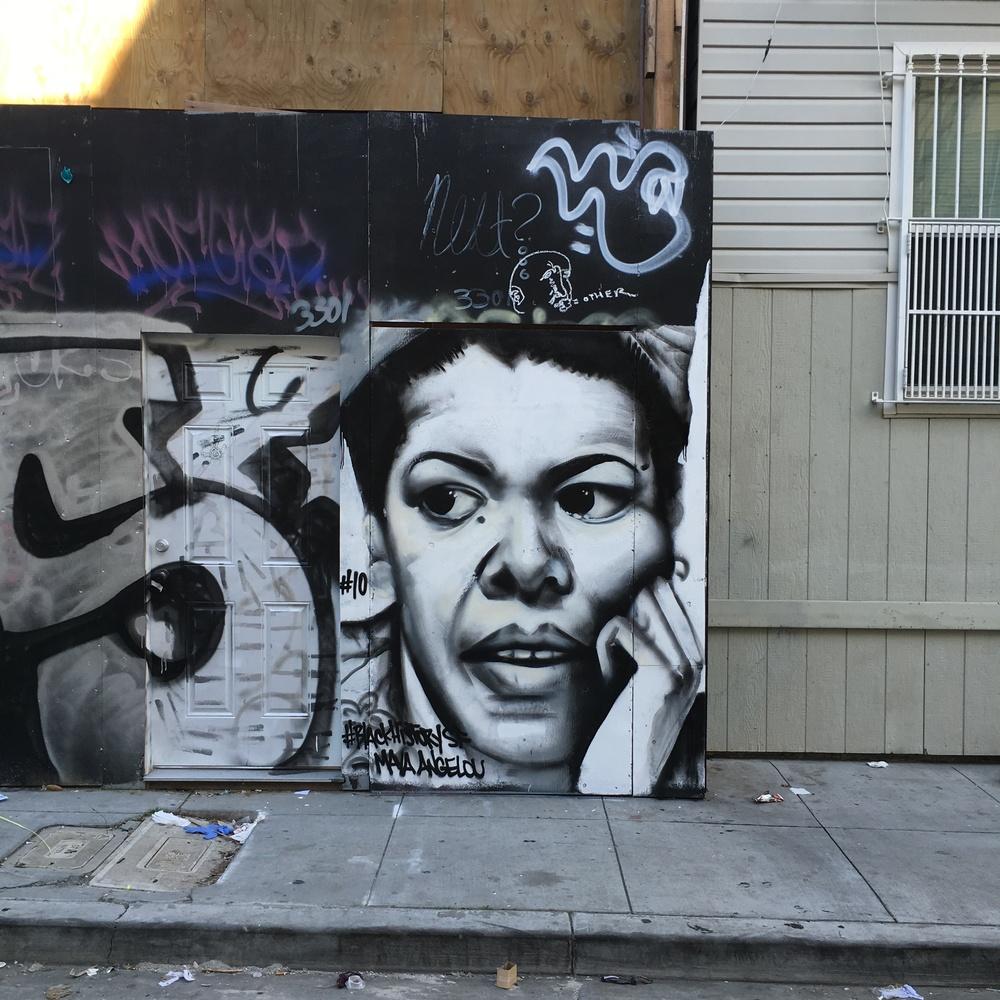 No. 10: Maya Angelou