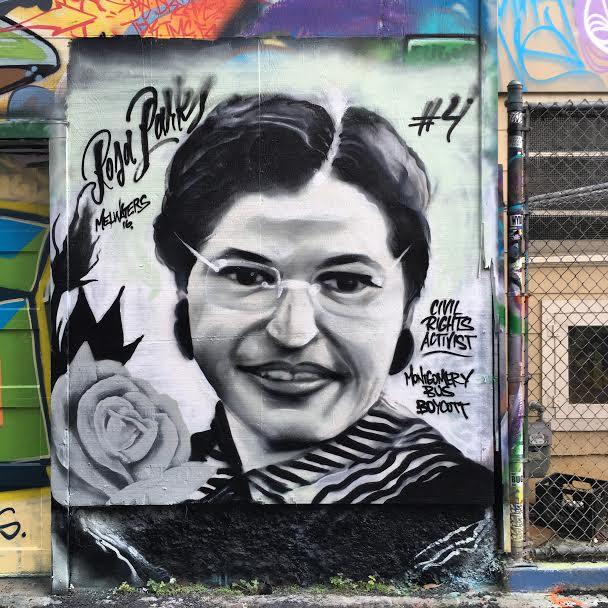 No. 4: Rosa Parks