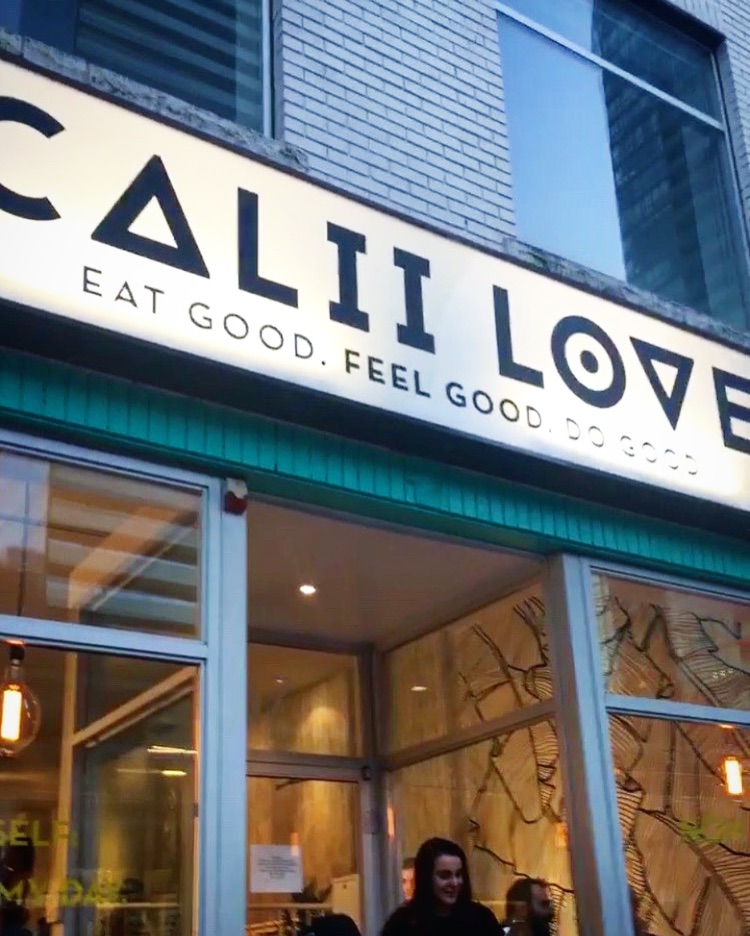 CALII LOVE - 367 King St W (416) 792-5683