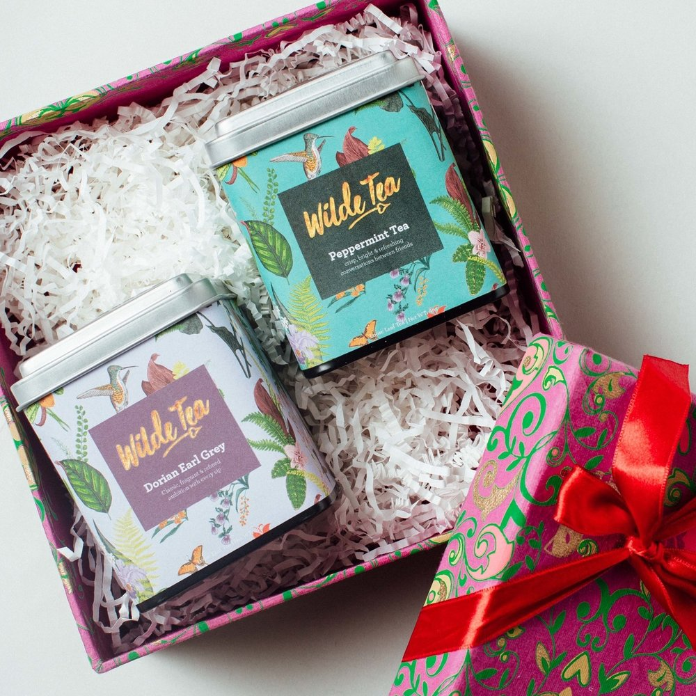 Wilde Tea Gift Box