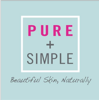 pure and simple logo small