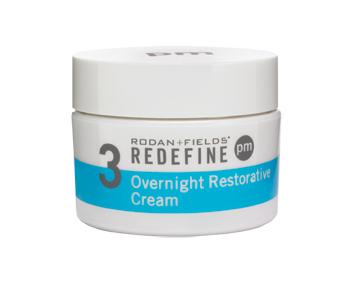 REDEFINE Overnight Restorative Cream